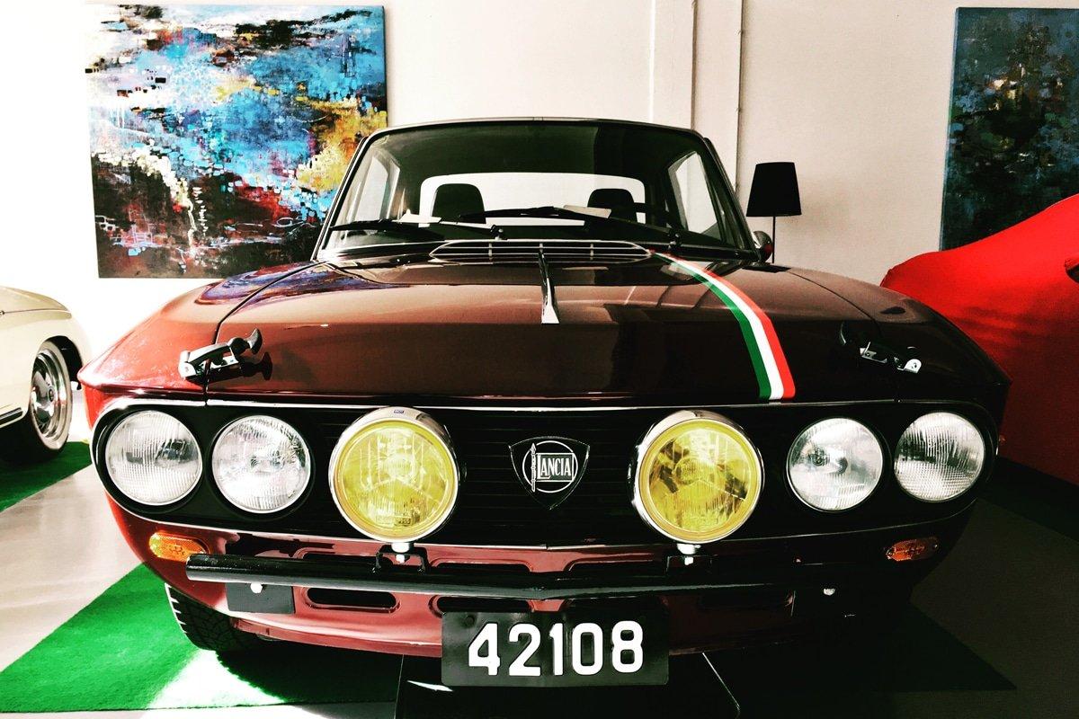 Alessia - 1973 Lancia Fulvia 1.3S Coupé