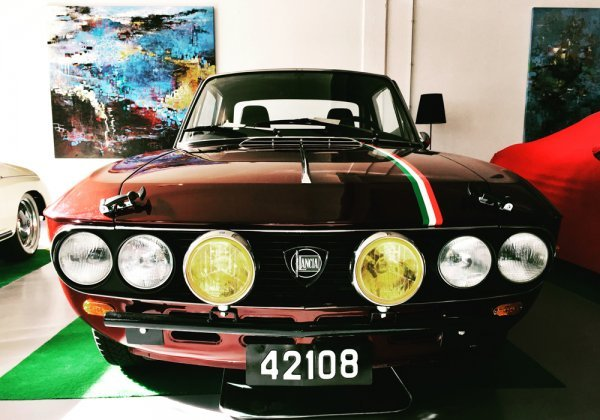 Alessia - 1973 Lancia Fulvia Coupe 1.3S