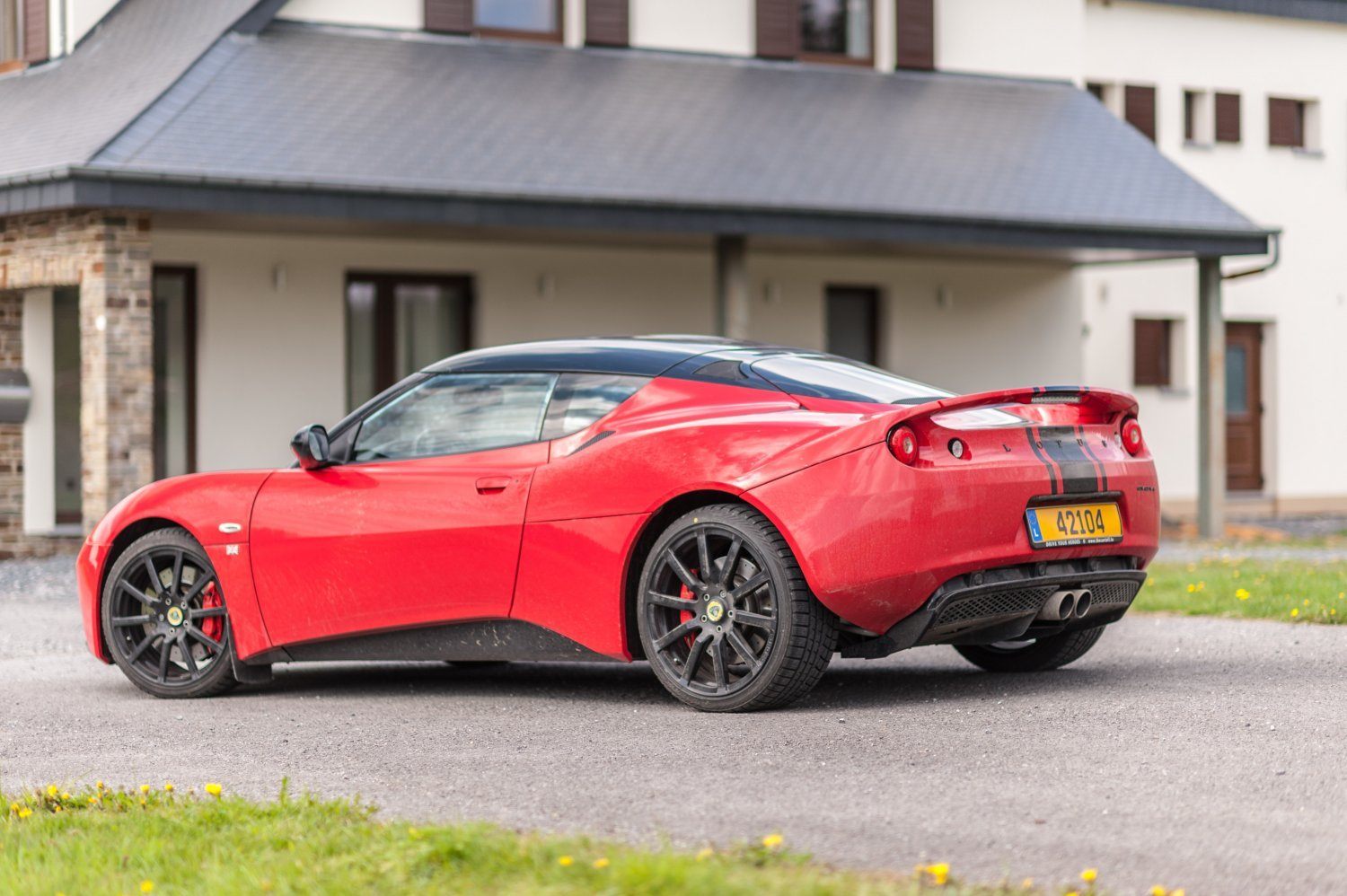 Lilly - 2015 Lotus Evora 280 Sports Racer