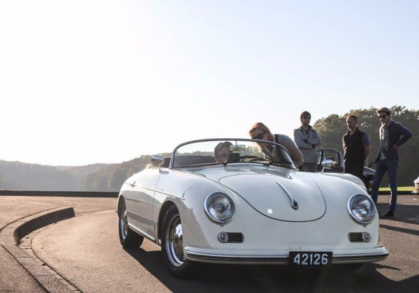 Cathie - 1955 Porsche 356 Speedster Replica by RCH