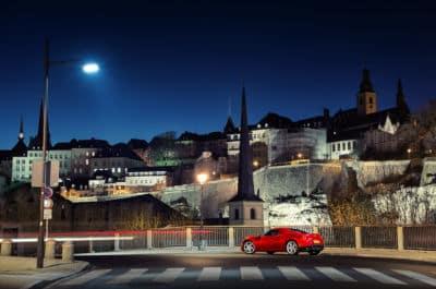 Aurora - 2015 Alfa Romeo 4C Coupé
