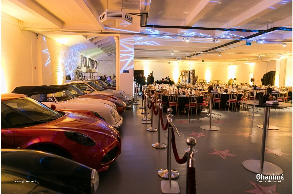 Hollywood Evening at The Clubhouse - The Car'tell