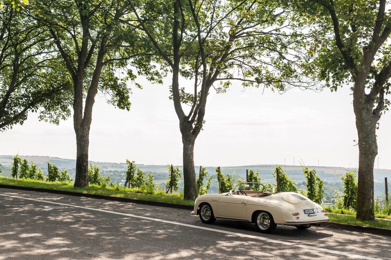Cathie - 1957 Porsche 356A Speedster Recreation by RCH