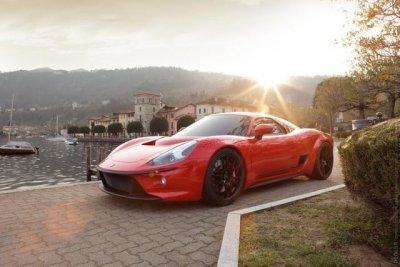 ATS (Automobili Turismo e Sport) - Renaissance d'une marque automobile.