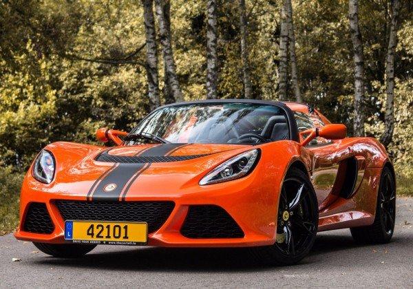 Viki - 2016 Lotus Exige S Roadster