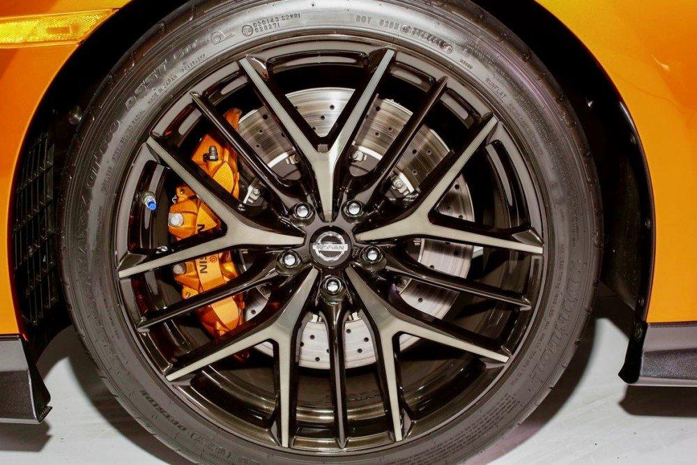 Kaida - 2017 Nissan GTR - Wheel