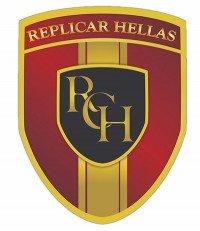 Logo | Replicar Hellas