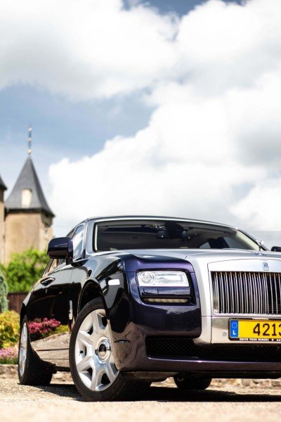 Front right - Emily - Rolls Royce Ghost - Ansembourg
