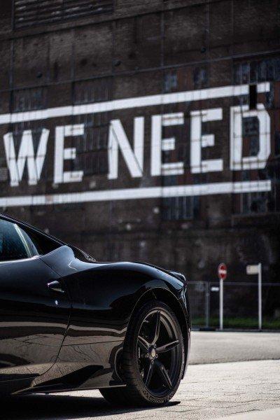 Epona - 2016 Ferrari 458 Speciale - rear quarter - all we need - Belval