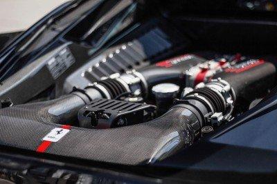 Epona - 2016 Ferrari 458 Speciale - Engine
