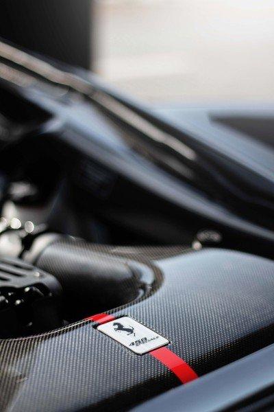 Epona - 2016 Ferrari 458 Speciale - Airbox