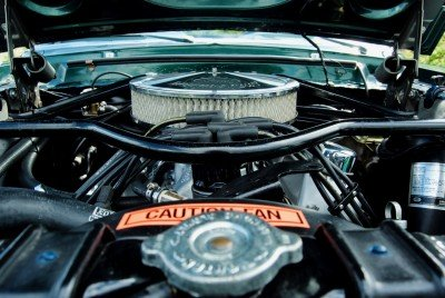 Tilly - 1967 Ford Mustang Convertible V8 - Air filter