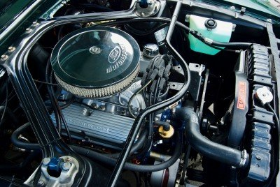 Tilly - 1967 Ford Mustang Convertible V8 - Engine