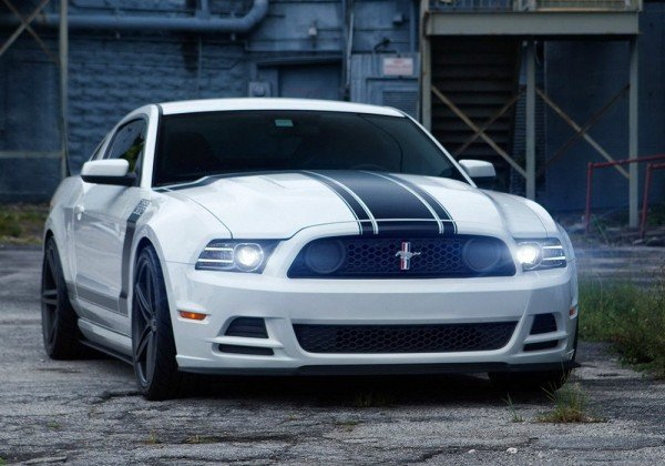 Crystal - 2013 Ford Mustang Boss 302