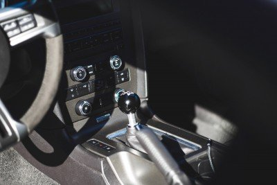 Crystal - 2013 Ford Mustang Boss 302 - gear stick